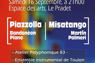 Piazzolla - Misatango à Le Pradet