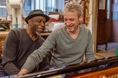 Riddles - Laurent de Wilde & Ray Lema à Besancon