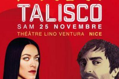 Mai Lan + Talisco - Sam 25 Nov - Théâtre Lino Ventura - Nice