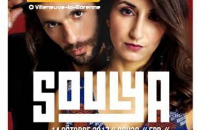 Soulya @Virtuoz Club Samedi 14/10/2017 à Villeneuve la Garenne