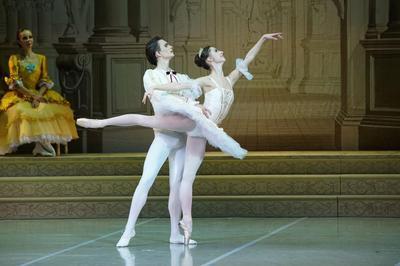 Danse classique : Yacobson Ballet à Le Plessis Robinson