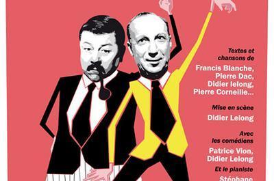 Francis Blanche et en couleurs : le parti d'en rire à Reims