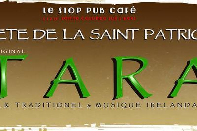 Concert folk : TARA (fête de la St.Patrick) à Sainte Colombe sur l'Hers