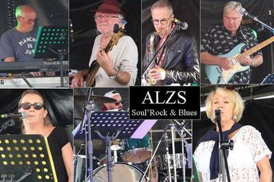 Alzs En Concert - Soul Rock Blues à Nilvange