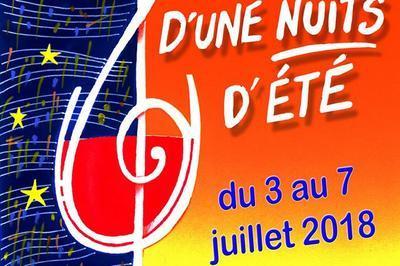 Festival Sons D'Une Nuits D'Eté 2018
