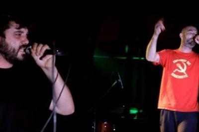 L'Prolo feat Sticky Snake et Choubidou crew en tournée à Nilvange