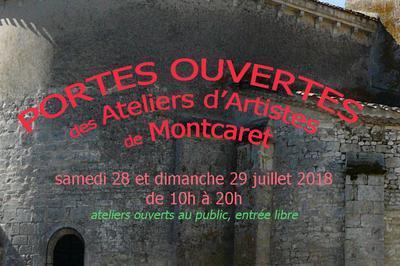 Portes Ouvertes des Ateliers d'Artistes de Montcaret