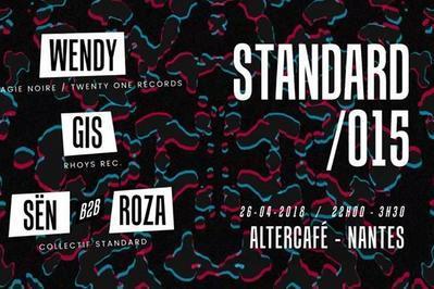 Standard #015 à Nantes
