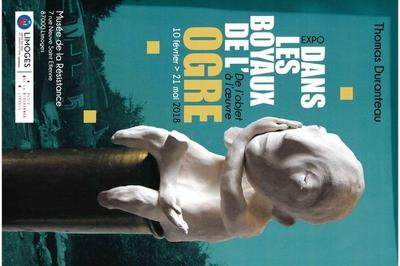 Exposition Dans Les Boyaux De L'ogre à Limoges