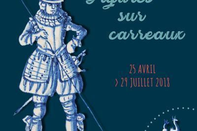 « Figures Sur Carreaux », Une Des Six Expositions Du Projet De Delft à Desvres ! à Saint Omer