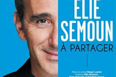 Elie Semoun  A Partager à Tomblaine
