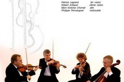 Le Quatuor De Chartres à Illiers Combray