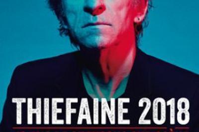 Thiefaine 2018 à Clermont Ferrand