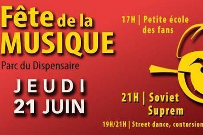 La Petite école Des Fans / Cours De Danse Hip Hop / Kreiz-er Mor / L'ema / Enjoy / Babou Flex / French Wings / Solviet Suprem / Dj Laëcko à Sartrouville
