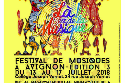Cocanha & Duo Hamon Martin  à Avignon
