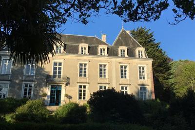 Visite Du Château D'estrac à Hastingues