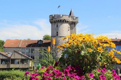 La Tour Valéran à Ligny en Barrois