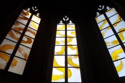 Des Maîtres-verriers Renommés À L'église Saint-laurent à Nogent sur Seine