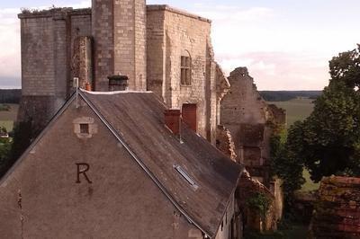 Exposition Et Choix De La Future Toiture Du Château De Marmande à Velleches