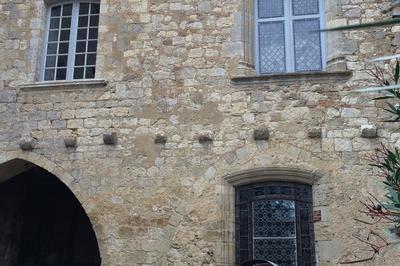 Visite Commentée Du Château à Montaut les Creneaux