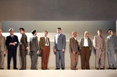 12 Hommes En Colere à Angers