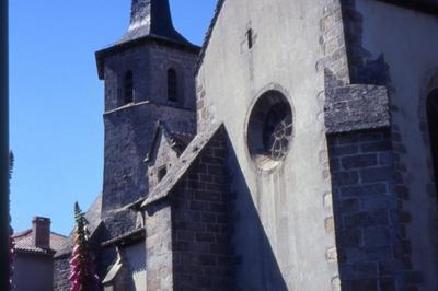 À La Découverte De L'église De Flavignac