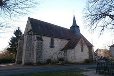 À La Découverte De L'église De Saint-marien à Saint Marien