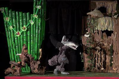 Les couleurs de Loup. Marionnettes jeune public à partir de 3 ans à Belpech