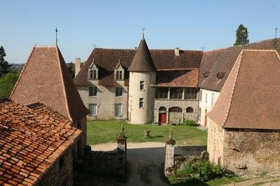 À La Découverte Du Château De Losmonerie à Saint Priest Sous Aixe