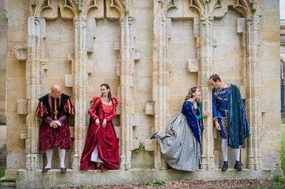 Concert Du Quatuor Vocal Le Plisson à Beauziac