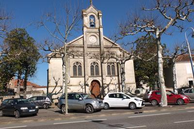 Visite Du Temple Protestant à Tonneins