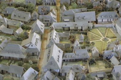 Visite Guidée : Cayenne En 1850