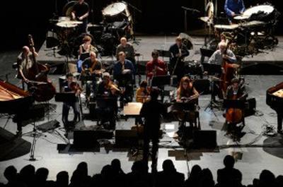 Points D'Orgue / Ensemble 2E2M - Choeurs D'Enfants Et D'Adultes D'Île-De-France - Pierre Roullier - Hampus Lindwall - Wu Wei à Paris 19ème
