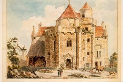 Tours et détours : les châteaux du Valois au Moyen Âge à Crepy en Valois