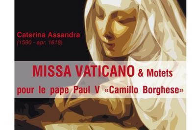 Missa Vaticana pour le Pape Paul V