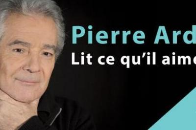 Pierre Arditi lit ce qu'il aime à Saint Riquier