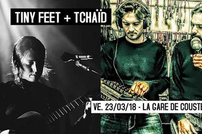 Tiny Feet + Tchaïd / Soirée plus à l'ouest, BZH ! à Maubec