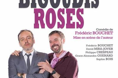 251 Bigoudis Roses à Saint Loubes