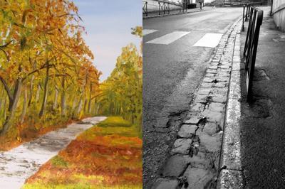 Impressions de France, peintures et photographies à Saint Pol sur Ternoise