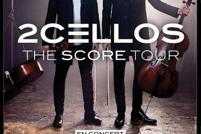 2cellos à Paris 19ème