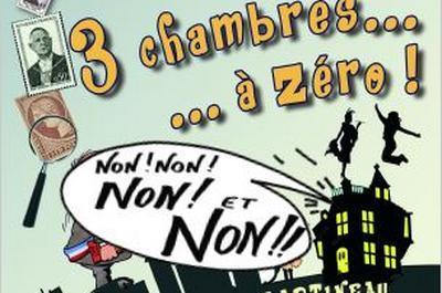 3 Chambres A Zéro à Beurlay