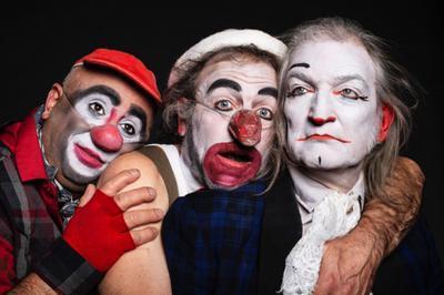 3 Clowns à Orsay