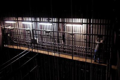 #3 Visite Commentée Du Théâtre : La Création Lumière à Paris 20ème