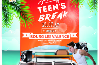 Summer teen's break 2018