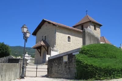 30 Ans De La Restauration De La Chapelle Des Angonnes à Brie et Angonnes