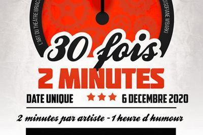 30 Fois 2 Minutes à Marseille