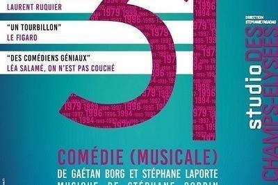 31 Comedie Musicale à Lyon