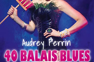 40 Balais Blues Tour à Montpellier