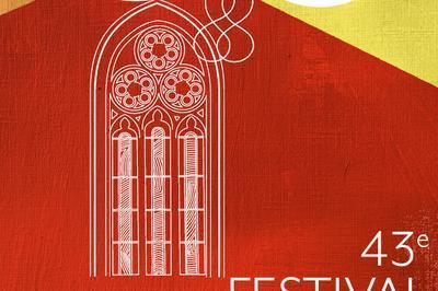 43E festival de musiques sacrées - musiques du monde 2020