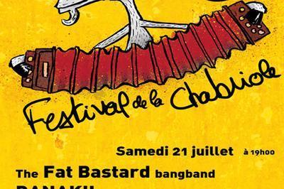 43eme Festival De La Chabriole 2018 à Saint Michel de Chabrillanoux